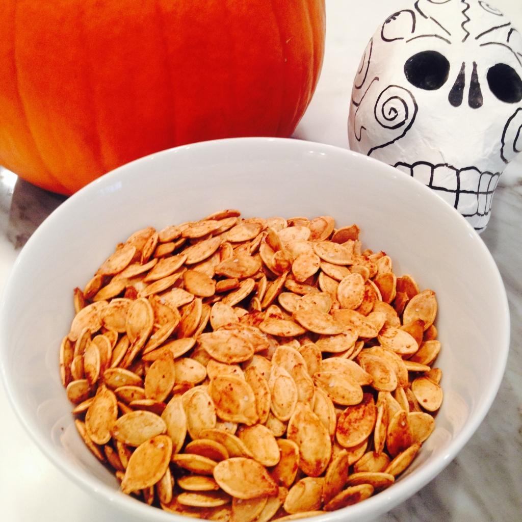 Pumpkin Seeds Roasted