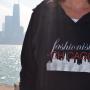 Close Up Fashionista Chicago Hoodie