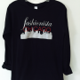 Long Sleeve Fashionista Chicago Tee