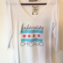 Fashionista Chicago Fag T-Shirt