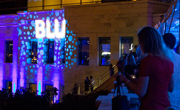 Annual BLU Fundraiser at The Shedd Aquarium
