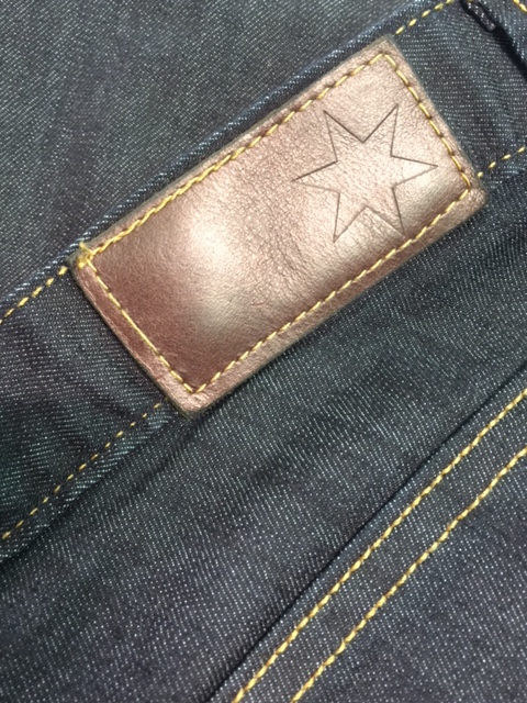 Dearborn Denim Chicago Star Label