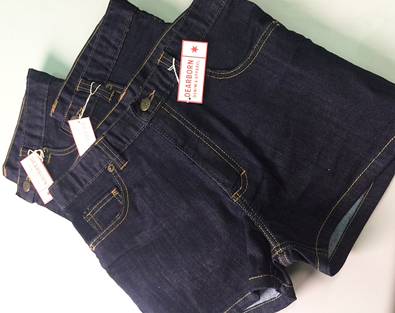 Dearborn Denim Shorts