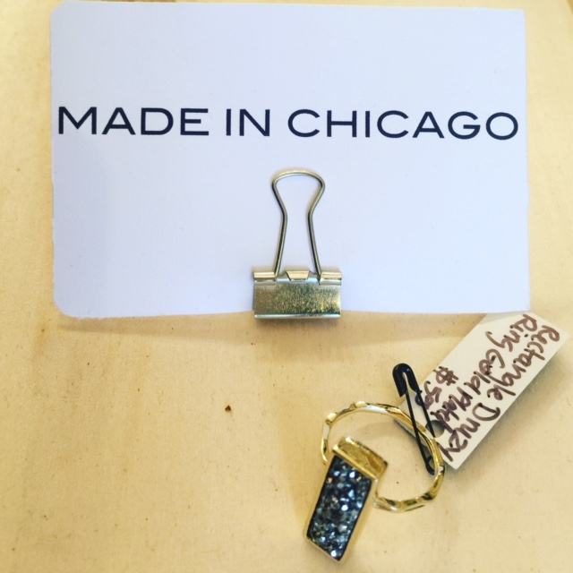 Made in Chicago Jewelry