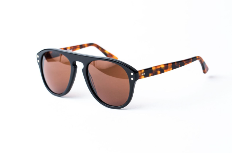 The Howard Sunglass Tortoise by Ellison