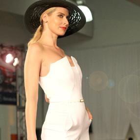 Driehaus Fashion Show