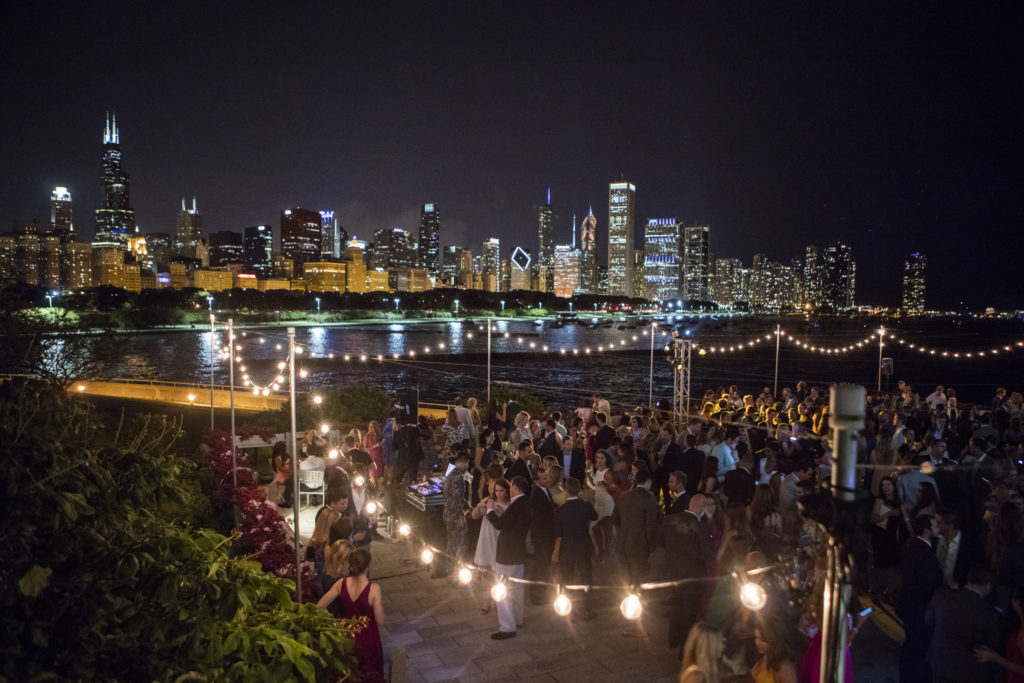 Shedd's Summertime Bash Goes Green at the Annual BLU Fundraiser