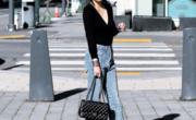 street-style Tina Phan
