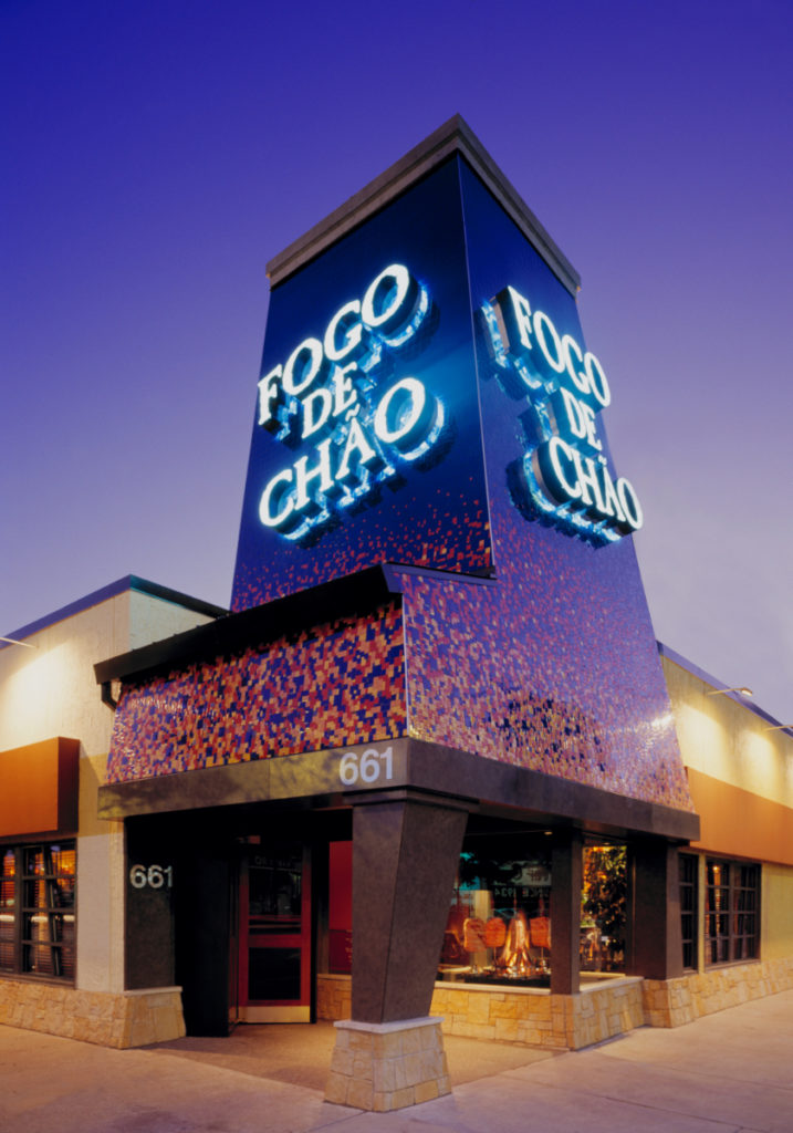 Chic Cuisine: Fogo de Chao & VIK Winery