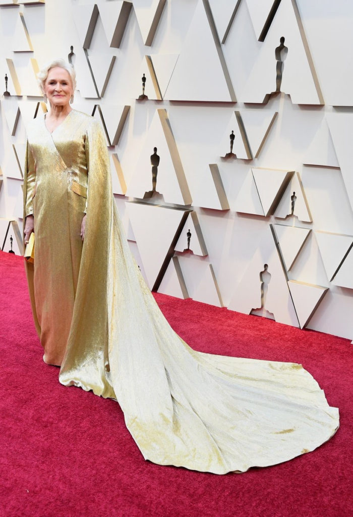 2019 Red Carpet Stunning Looks At The Oscars